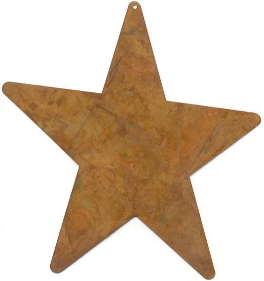 RUSTY STARS